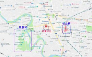bashonotsuji_map