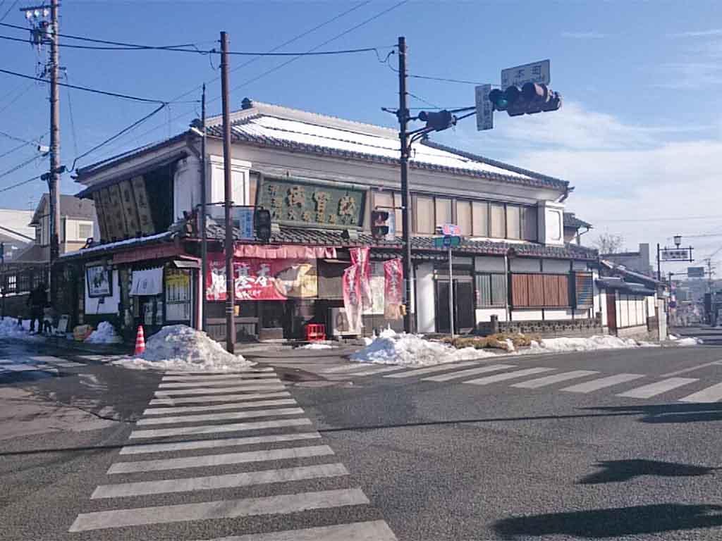 長野_小諸_本町交差点