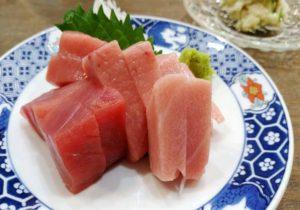 fukuoka_ohorikoen_maguroya-joe_gaikan_maguro-sashimi