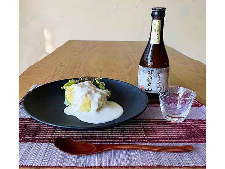 ginrei-gassan&potato-salad-with-cheese-sauce