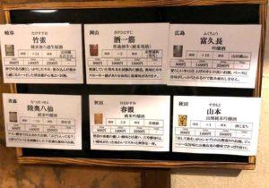 tokyo_nihombashi_kawaguchishoten_menu